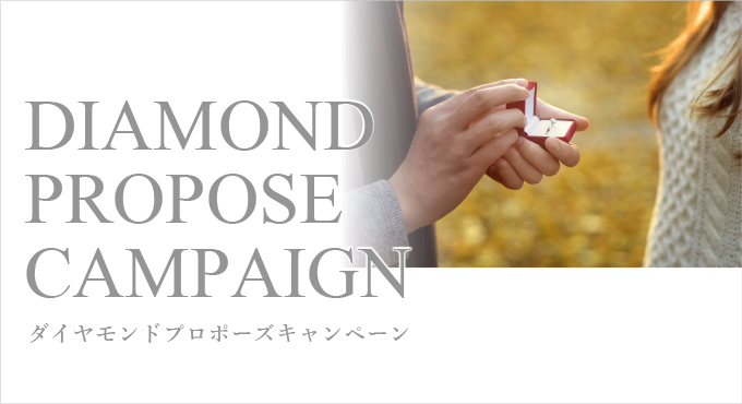 DIAMOND PROPOSE CAMPAIGN